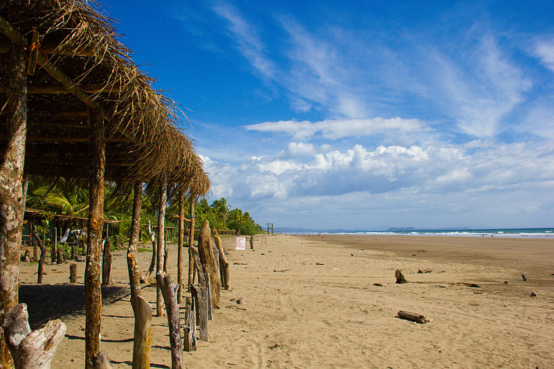 Las Lajas Beach Chiriqui Panama
