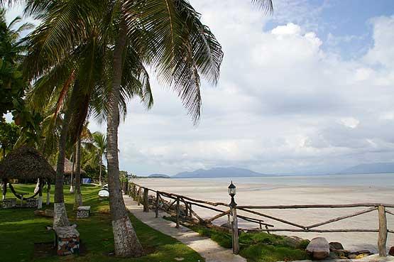 Beach in Punta Chame Panama