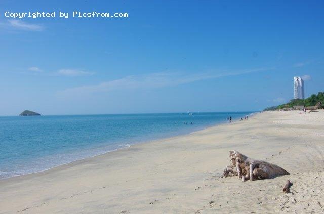Beach in Santa Clara